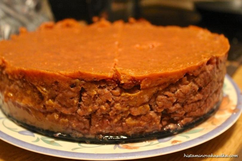 A jeden pohankový dort s ringlotovým přelivem na oslavu. Kdo si dá?