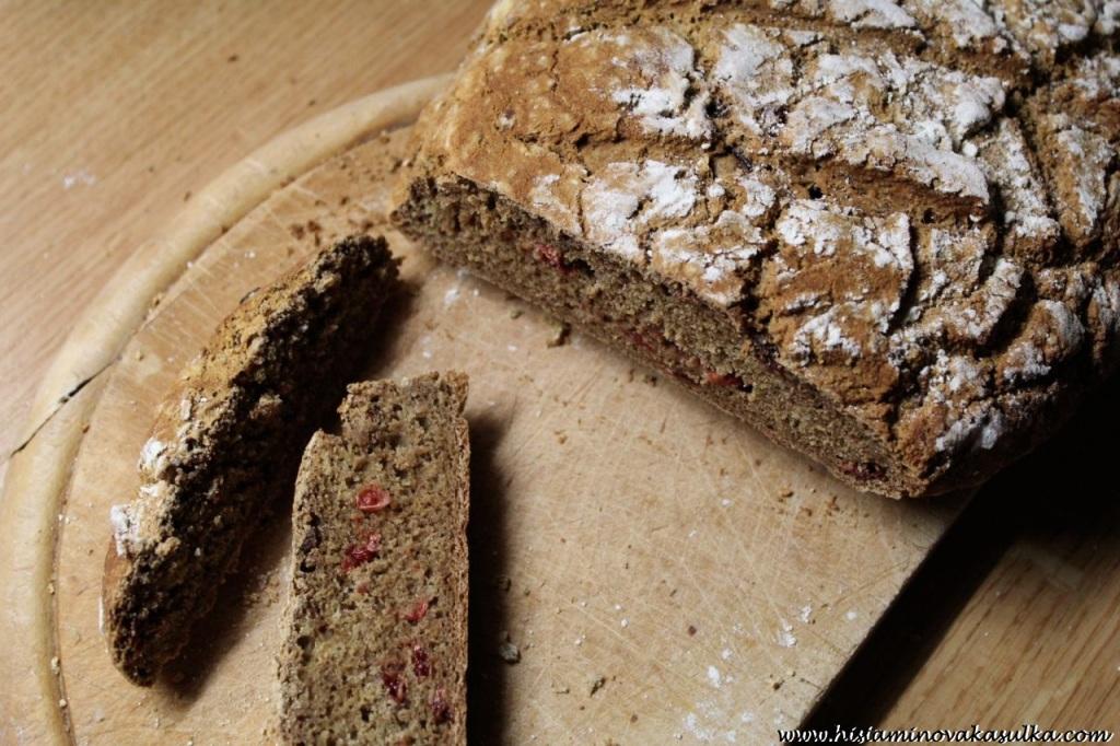 Sladký čirokový chlebík