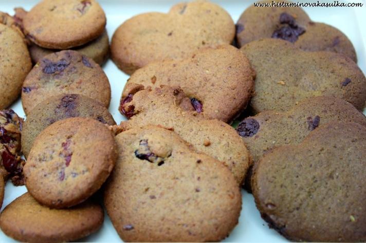 Čirokové sušenky pro vaše zdravé srdce!
