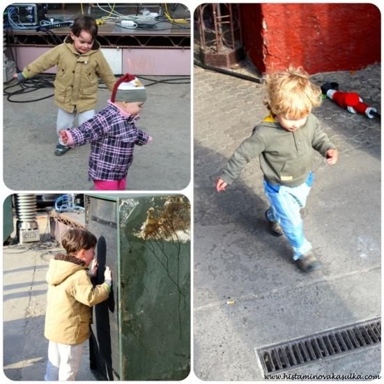 kolaz deti