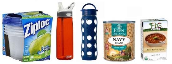 I plastové láhve a konzervy se vyrábí v BPA-free verzi, tedy bez obsahu BPA.