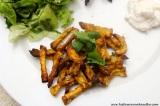 Zeleninové hranolky pro zahnání podzimníchchmur
