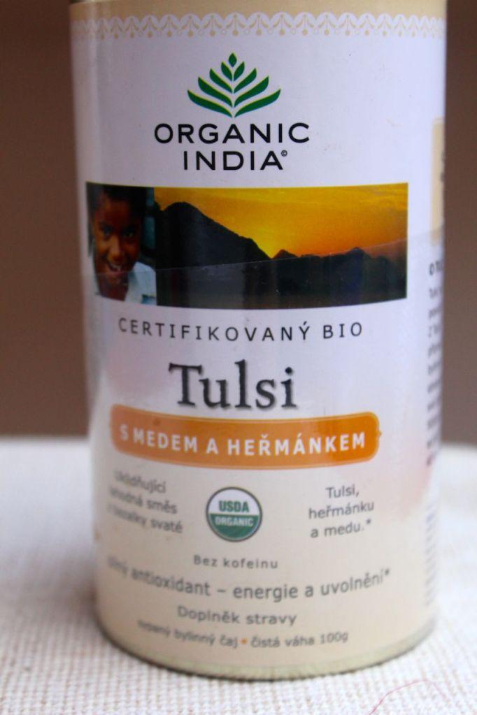 Německý heřmánek má antihistaminní účinky - skvělá kombinace s tulsi!