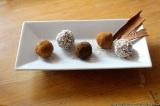 Chia-mandlové kuličky