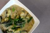 Cuketovo-brokolicové karí (aneb z jednoho hrnce chutně azdravě)