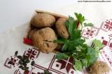 Bezlepkové bylinkové houstičky s dýňovoumoukou