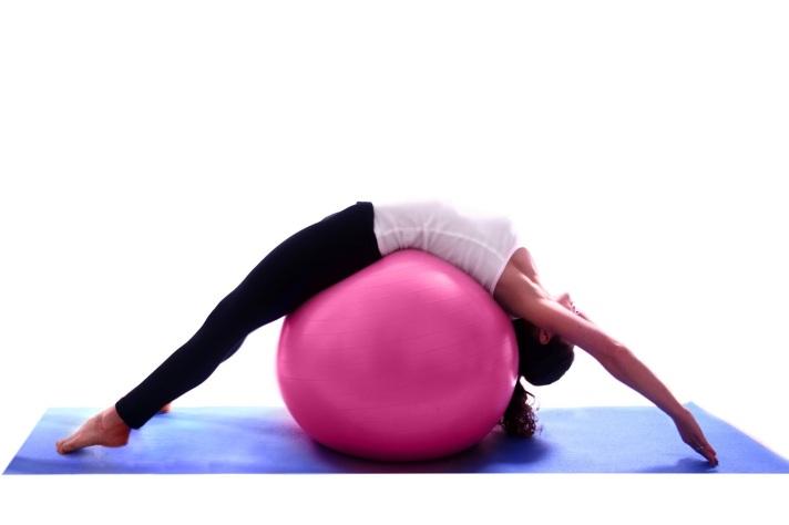 Pilates-Stretching