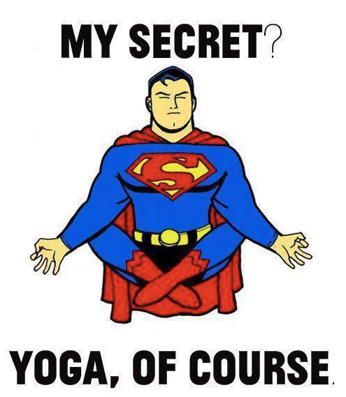 supermanaussifaitduyoga