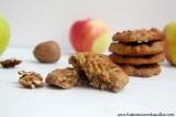 Křehké jablečné sušenky